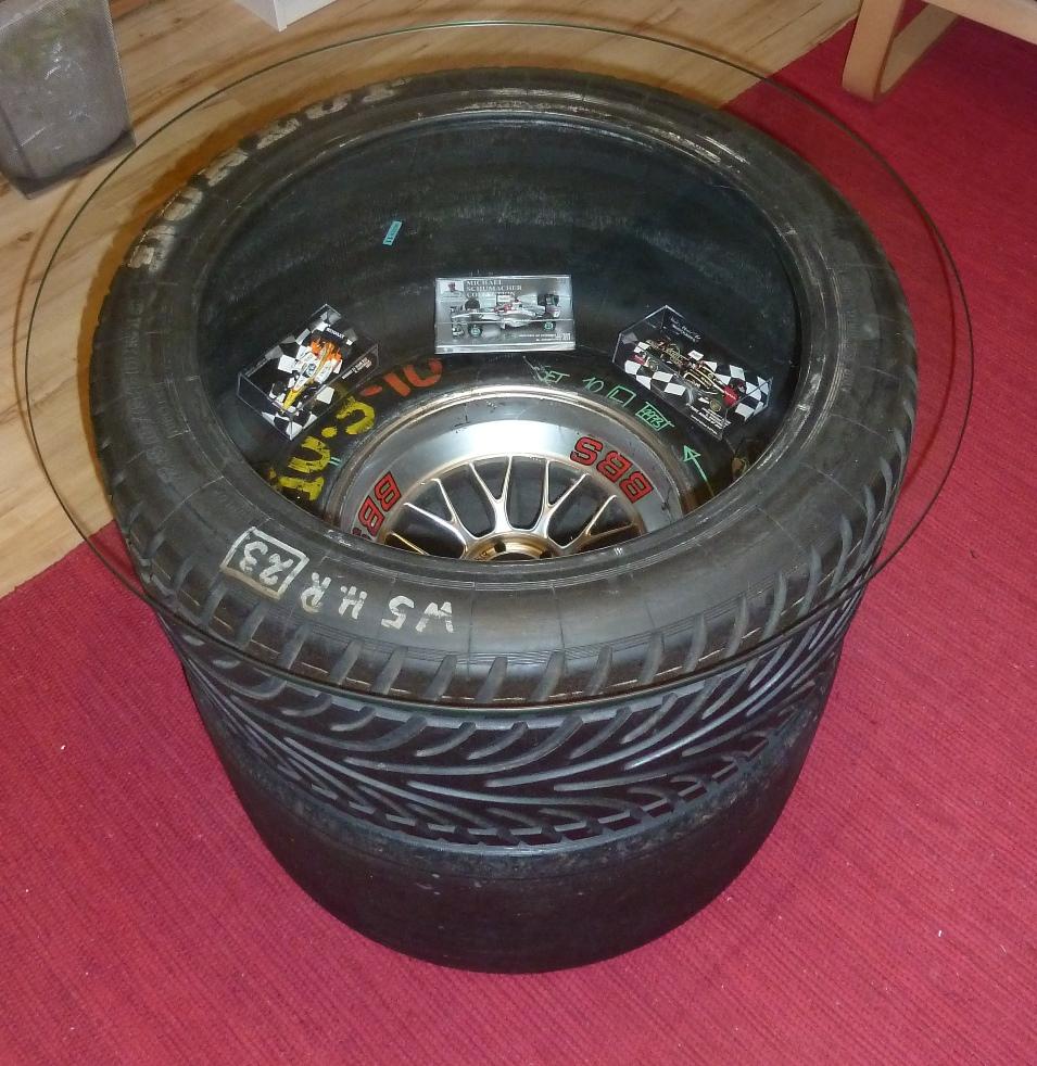 Tisch Mit Reifen